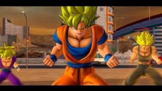 dragon ball z ultimate tenkaichi broly the legendary super saiyan