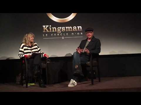 Kingsman: The Golden Circle - Q&A With Matthew Vaughn