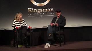Kingsman: The Golden Circle - Q&A With Matthew Vaughn
