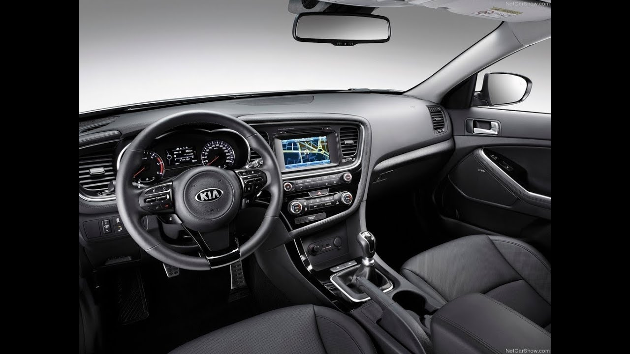2014 Kia Optima Interior
