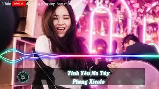 Gambar cover Nonstop 2019   Nhạc Sàn 2019   Tình Yêu Ma Túy   Bass Căng SML    VM#10