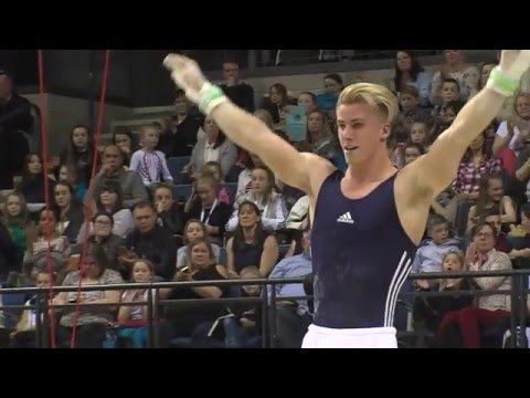 Jay THOMPSON Rings 2016 Men's Senior British All-Around