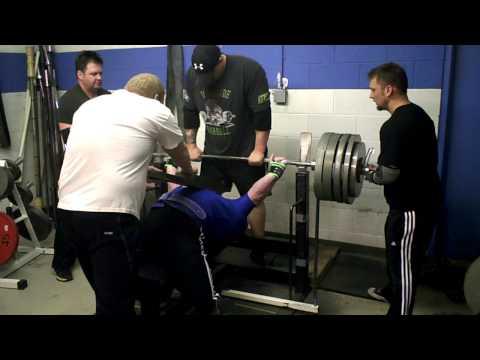 Scott Mecham 910 lbs