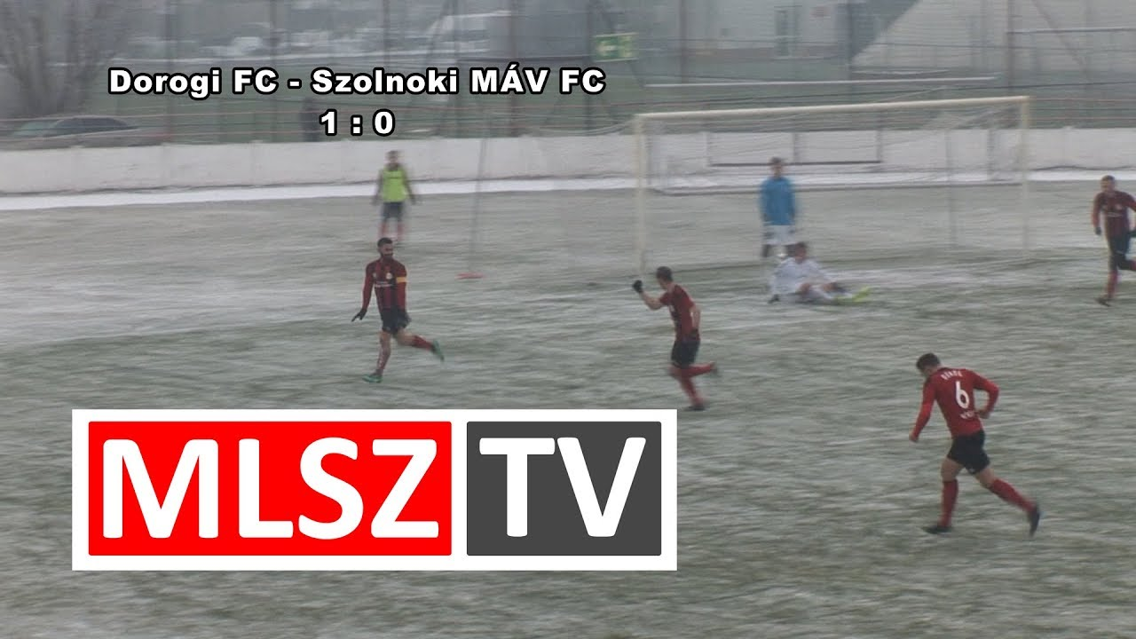 Dorogi FC - Szolnoki MÁV FC |2-0 (2-0) | Merkantil Bank Liga NB II.| 20. forduló |