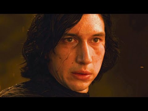 The Reason Why Kylo Ren Was Shirtless In The Last Jedi