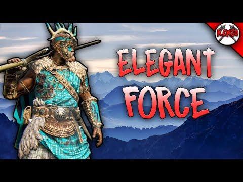 Elegant Force - Rep 3 Highlander Duels [For Honor]