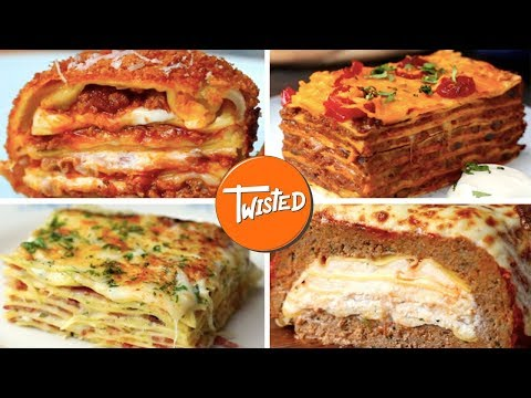 10 Epic Lasagna Recipes | Twisted
