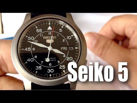 5ba9a3121cb Seiko Men s SNK809