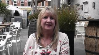 EXCLUSIVE DEBORAH BONHAM VIDEO INTERVIEW
