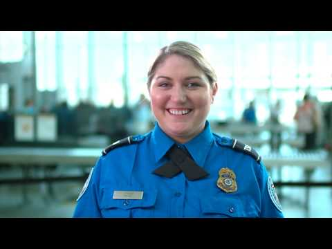 TSA Careers: On The Job With A Transportation Security Officer
