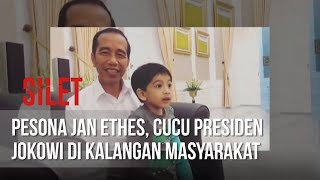 Download Video SILET - Pesona Jan Ethes, Cucu Presiden Jokowi Di Kalangan Masyarakat [20 Juni 2019] MP3 3GP MP4