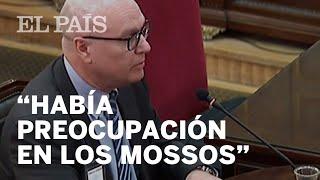 JUICIO DEL PROCÉS: Los MOSSOS pidieron a PUIGDEMONT que desconvocara el 1-O