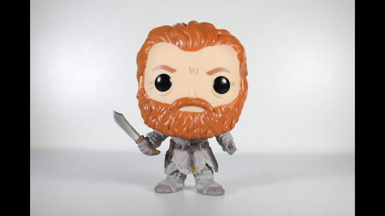 Game Of Thrones Tormund Giantsbane Funko Pop! Aufsteller & Figuren Filme & Dvds