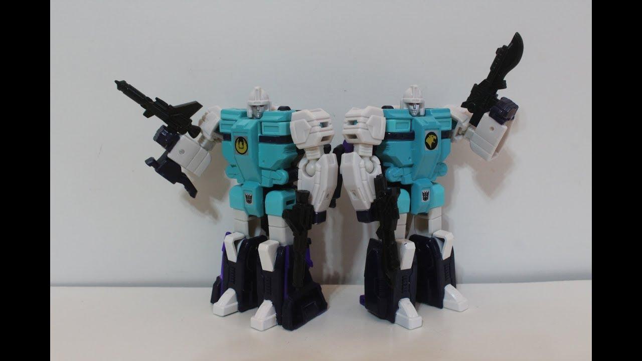 Transformers Generations Titans retours triggerhappy-NOUVEAU INSTOCK