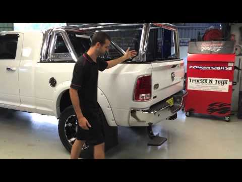 Trucks N Toys Australian Dodge Ram Accessories Amp