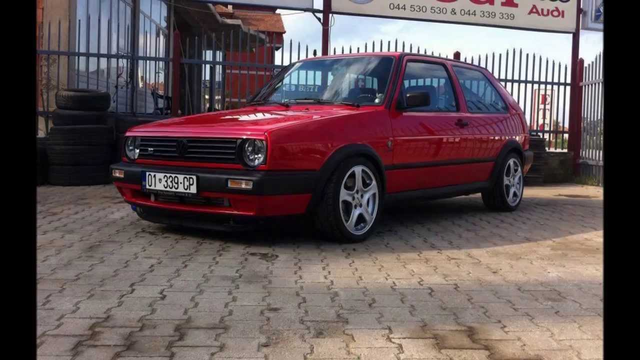 golf 2 tuning kosova youtube