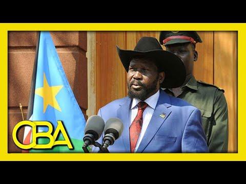 South Sudan president dismisses finance minister