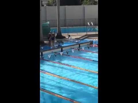 Internationals School Sailfish Swim Team Competes Against B