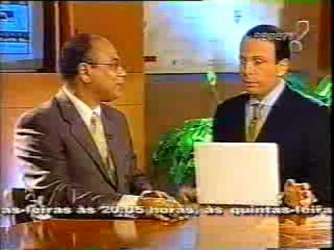 Entrevista Carlos Magno ao Show Business - RedeTV! - 12/10/2