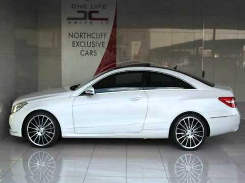 2010 mercedes benz e class e500 coup elegance auto for for 2010 mercedes benz e350 for sale