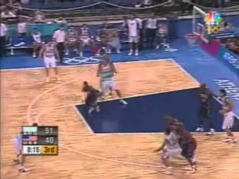 Argentina Passing vs. USA (2004)