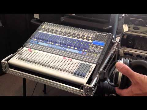 Presonus StudioLive and Studio One
