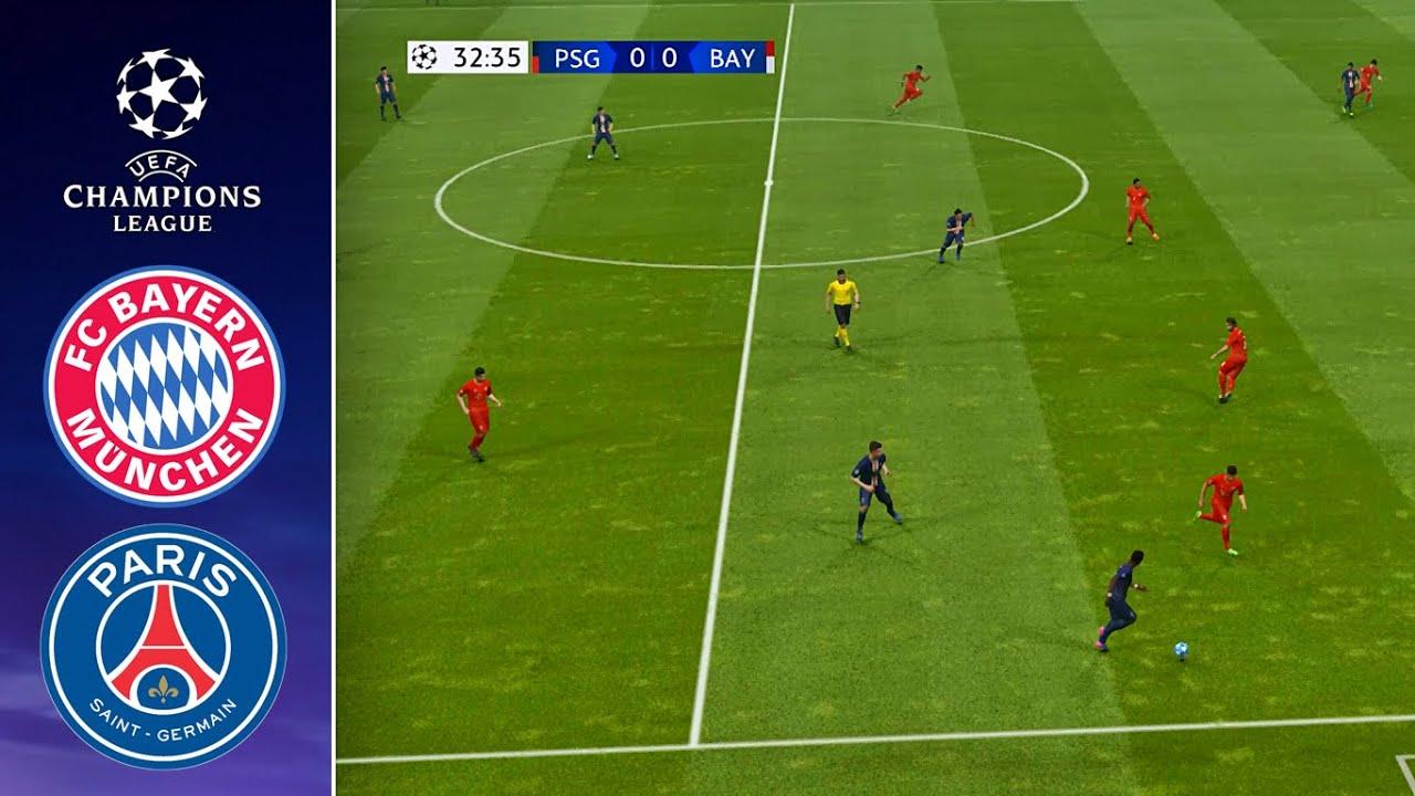 Bayern Munich vs PSG - Highlights - UEFA Champions League ...