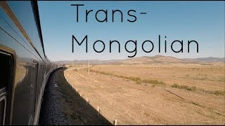 Moscow, Russia to Beijing, China overland. The Trans-Mongolian Railway | Travel Vlog 4