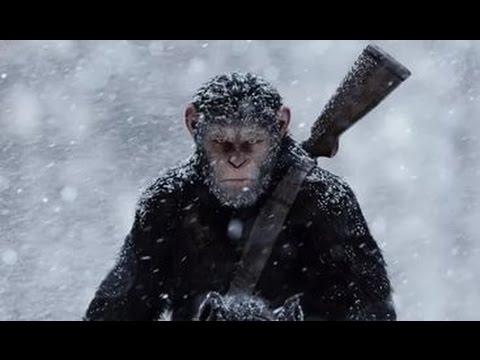 Видео Восстание планеты обезьян фильм 2017 смотреть онлайн