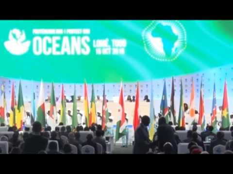 VP Yemi Osinbajo At African Union Maritime Security, Safety And Development