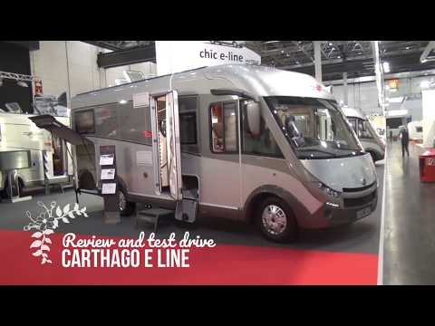 Luxury RV review and test drive : Carthago e line