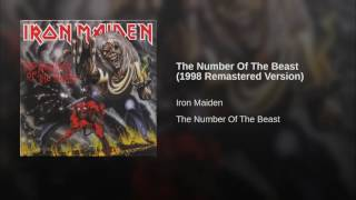 The Number Of The Beast (1998 Remastered Version)