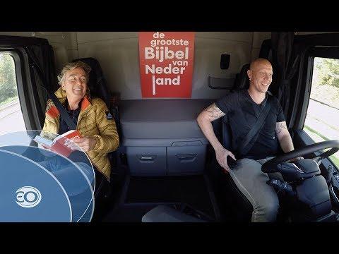 Bijbel in het Haags: 'Bekèk ut lekkâh'