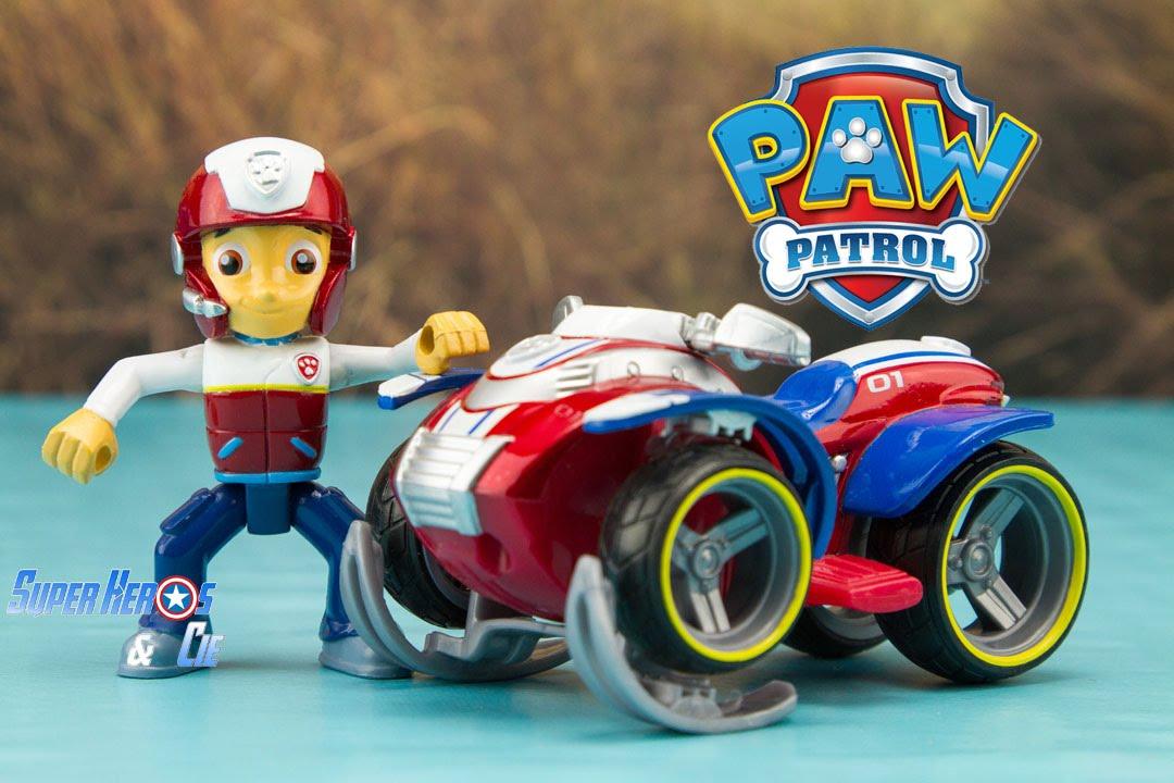 jouet paw patrol ryder winter rescue snowmobile pat. Black Bedroom Furniture Sets. Home Design Ideas