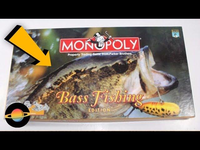 10 najdziwniejszych edycji Monopoly, jakie kiedykolwiek powstały