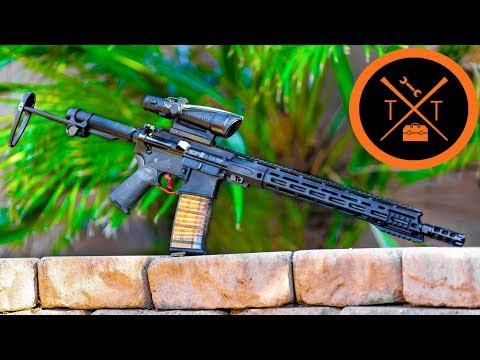 TOP 5 AR-15 Accessories 2019 // Mods To Do First