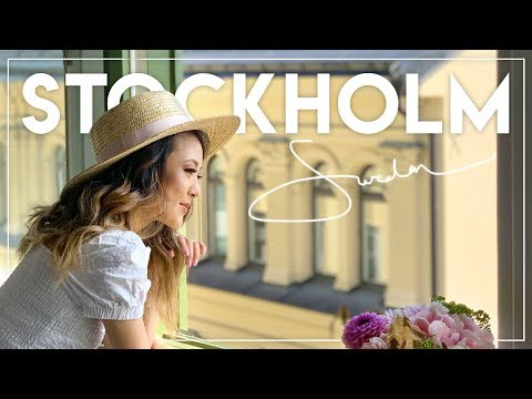 SWEDEN VLOG || 3 Days in Stockholm with Pixi thumbnail