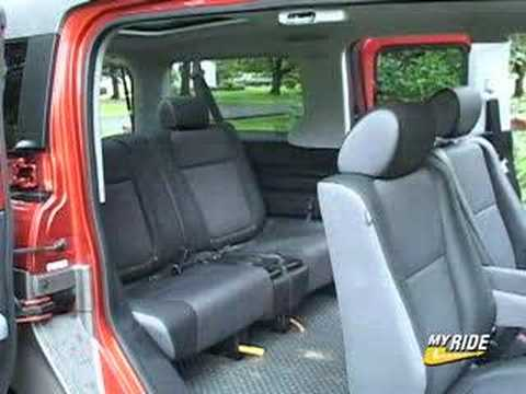 Review 2004 Honda Element Youtube