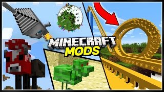 Minecraft: 10 BEST Mods w/ UnspeakableGaming. Today we take a look ...