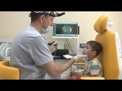 АЙБОЛИТ: лор-комбайн для точной и безболезненной диагностики заболеваний УХО, ГОРЛО, НОС.