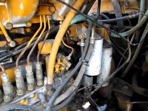 Komatsu Engine Sd 1