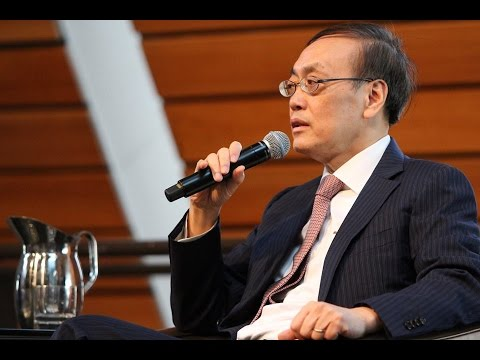 """Griffin Lecture 2016: Edward Tse on """"China's Disruptors"""""""