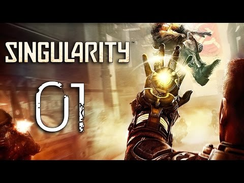 Singularity - [Gameplay ITA - PC] - #01 - Katorga 12