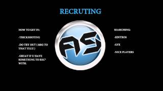 Aive is a new trickshot clan, We are recruting, Looking for good/ni...