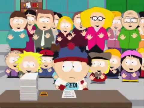 South Park Lasst uns wählen gehn! KOTSTULLE - YouTube