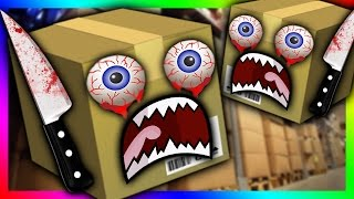 WORLD'S DEADLIEST BOX?!?! | What the Box? (KILLER BOXES)