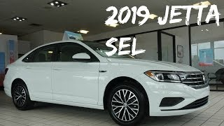 NEW 2019 Jetta SEL Premium review!