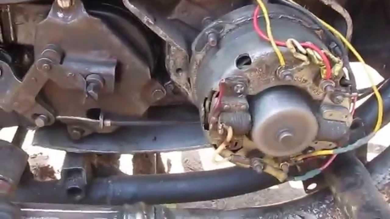 Видео-обзор бензинового генератора KRAFTDELE KD 117 - YouTube