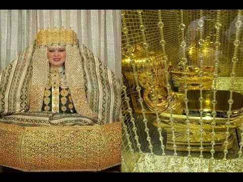 Saudi Arabia King Gifted Golden Toilet To His Daughter On Her Marriage YouTube