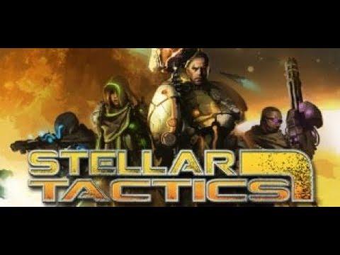 Stellar Tactics - Tutorial/Let's Play - Episode 13 - Mining asteroids!! |